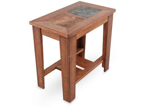 Toscana Chairside End Table Mathis Brothers Furniture