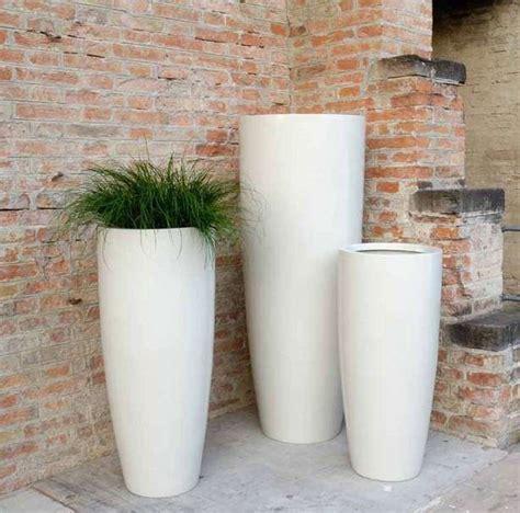 vasiere da esterno vasiere da esterno arredare con le piante e design a roma