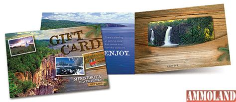 On Sale Gift Cards - minnesota state parks gift cards now on sale for 2015 holiday season