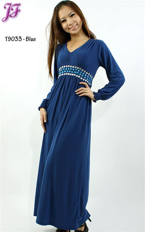 J Ch8n8l Maxi Restok restock of lycra maxi dress t9033 for sept 2012 jf fashion