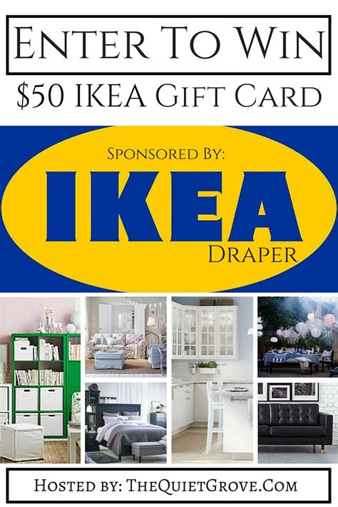 50 ikea gift card giveaway simplistically living - Ikea Gift Card Giveaway