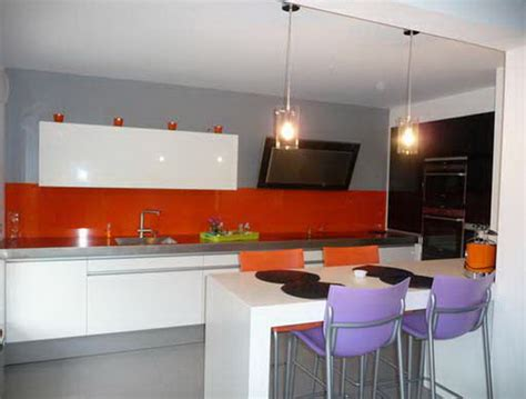 orange kitchen ideas orange kitchen decorating ideas for a vital atmosphere