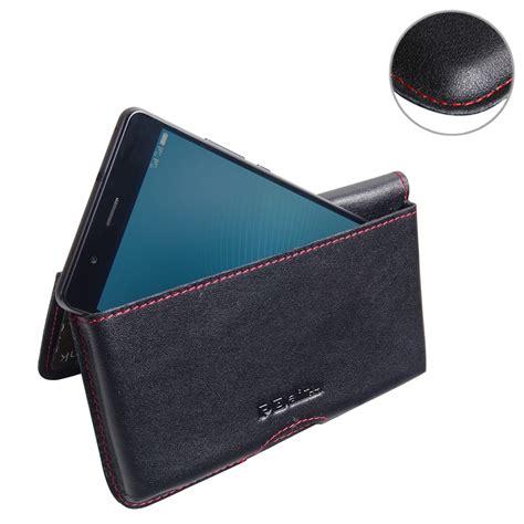 Huawei P9 Lite Genuine Leather Casing Kulit Origin Diskon huawei p9 lite leather wallet pouch stitch pdair sleeve