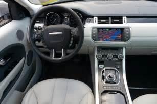 Land Rover Evoque Interior 2013 Range Rover Evoque Digital Trends