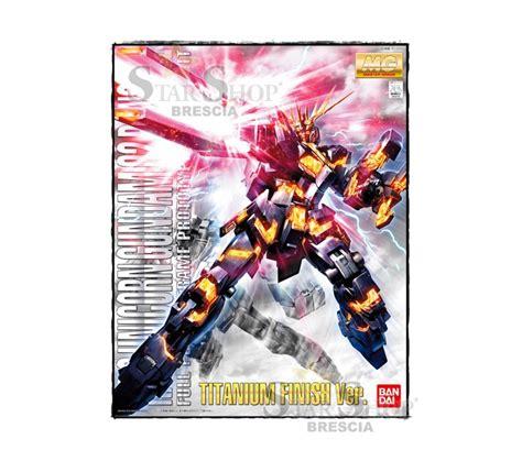 Unicorn Banshee 1 100 Daban Model Mg Master Grade gundam 1 100 rx 0 unicorn 02 banshee titanium finish master grade model kit mg