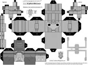 Dr Who Papercraft - doctor who papercraft ღ aberrant rhetoric ღ