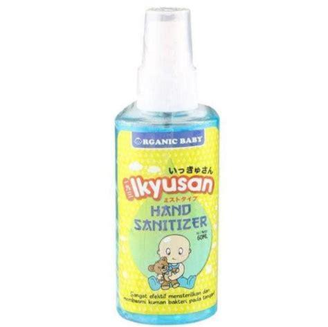 merk hand sanitizer  bagus elevenia blog