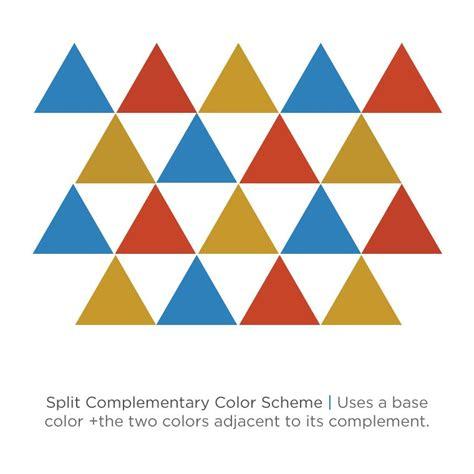 split complementary color scheme split complementary color schemes