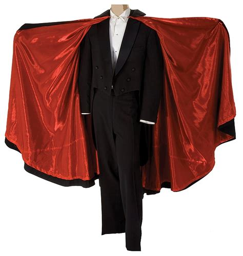 Leslie Outer B L F leslie nielsen complete quot count dracula quot costume from mel bro