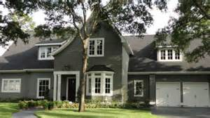 how to use gray with your home s exterior