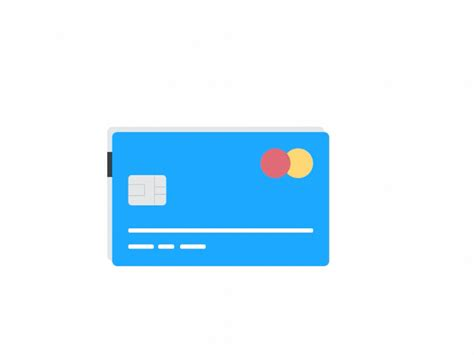 cards animated credit card animation by dennis mader dribbble