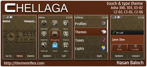 nokia themes download c2 03 free download nokia c2 03 mobile themes chromemake