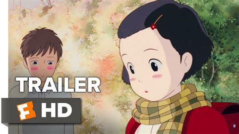 ghibli new film 2015 only yesterday official us release trailer 1 2016