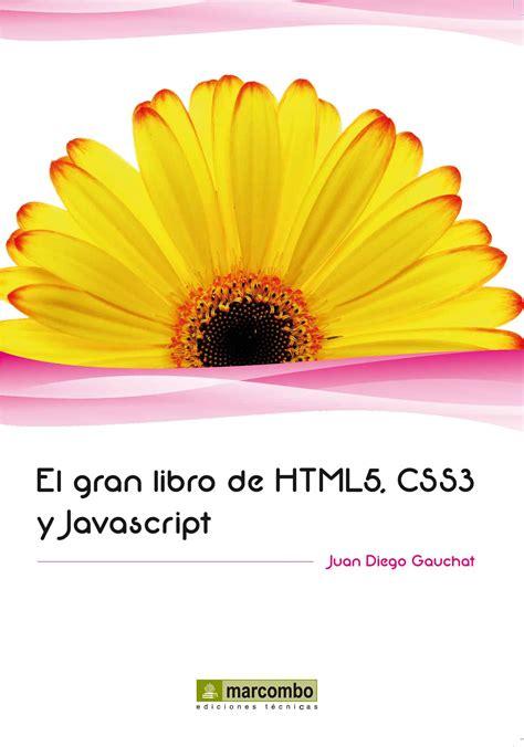 40 preguntas frecuentes en ingles que debes aprender el gran libro de html5 css3 y javascript marcombo s a