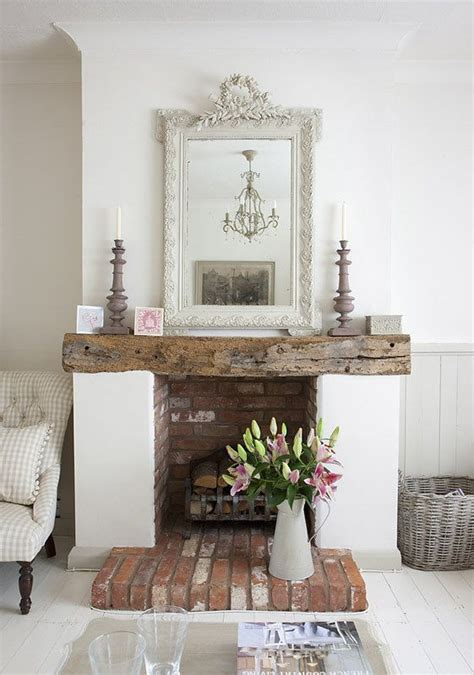shabby chic farmhouse 25 best ideas about shabby chic mantle on