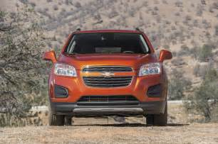 Where Is The Chevrolet Trax Built Chevrolet Trax 2016 Motor Trend Suv Of The Year Contender
