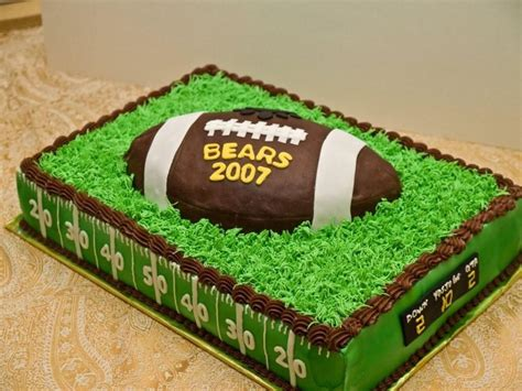 football cake images football cake cakecentral