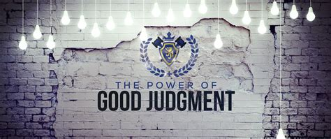 How To Get A Judgement Removed From Records Message Series The Power Of Judgment