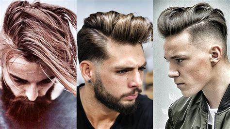 cortes de cabello caballero 2016 cortes y peinados de hombre para el 2018 youtube