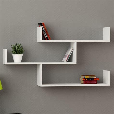 muro a mensola avalon mensola libreria a muro in melaminico 18 mm moderna