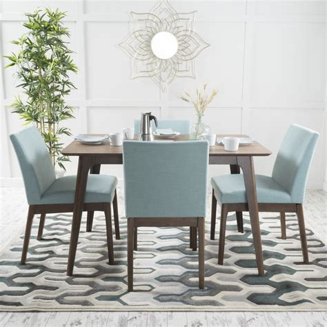 modern dining room set modern dining room sets contemporary allmodern 14 style