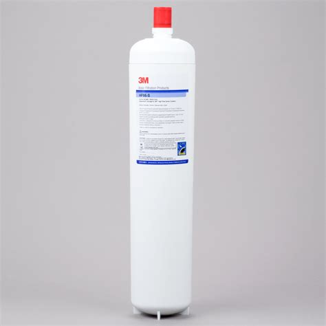 3m cuno applications filtration solutions 3m cuno hf95 s replacement cartridge for ice195 s water filtration system 3 micron and 5 gpm