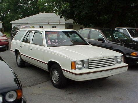1981 dodge aries pictures cargurus