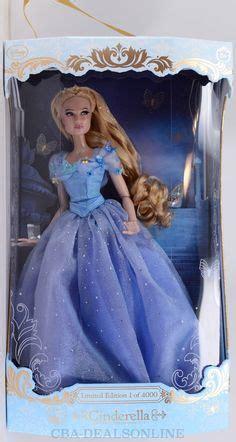 film cinderella barbie disney store live action cinderella movie limited edition