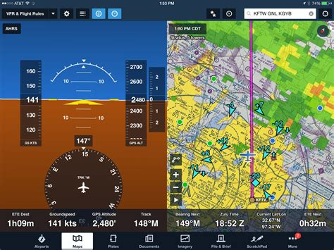 foreflight for android foreflight bearing track widgets flying
