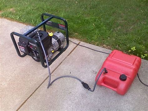 how to get water out of fuel tank boat how to reduce the noise of a portable generator ehow