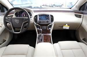 2014 Buick Lacrosse Interior 2014 Buick Lacrosse Premium I Interior Dashboard