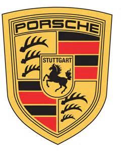 Porsche Symbol Porsche Cartype
