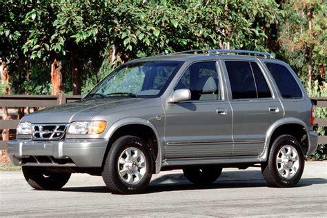 cars kia sportage 2001 kia sportage overview cars