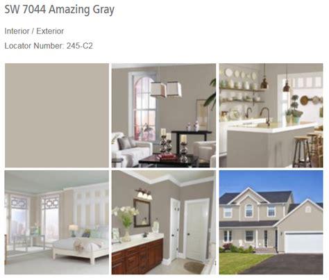 painting  house gray  grey  seasons realty