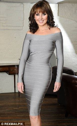 how should a 50 year old man dress for summer carol vorderman everyone thinks i wear spanx i don t