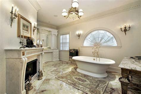 lavish bathroom 34 luxury white master bathroom ideas pictures