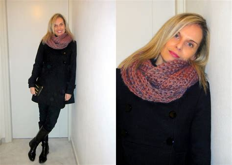 Vanda Coat vanda santos made wool knit scarf local shop coat