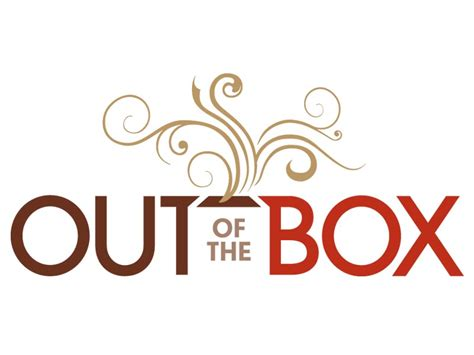 Out Of The Box Design logo out of the box