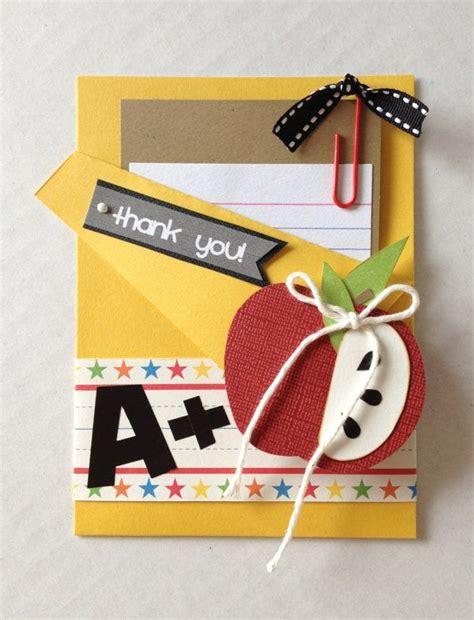 Thank You Gift Card Holders - teacher gift card holder thank you teacher card by callmecraftie cards teacher