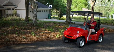 quick history  columbia  parcar vehicles golf cart resource