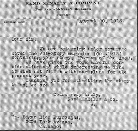 Rejection Letter Manuscript 5 Authors Who Were Rejected By Publishers Lulu