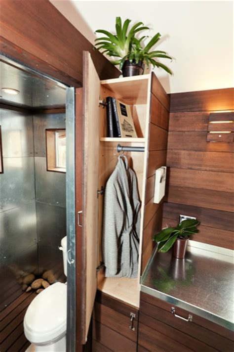 the miter box modern tiny house on wheels by shelter wise llc the miter box modern tiny house on wheels by shelter wise llc