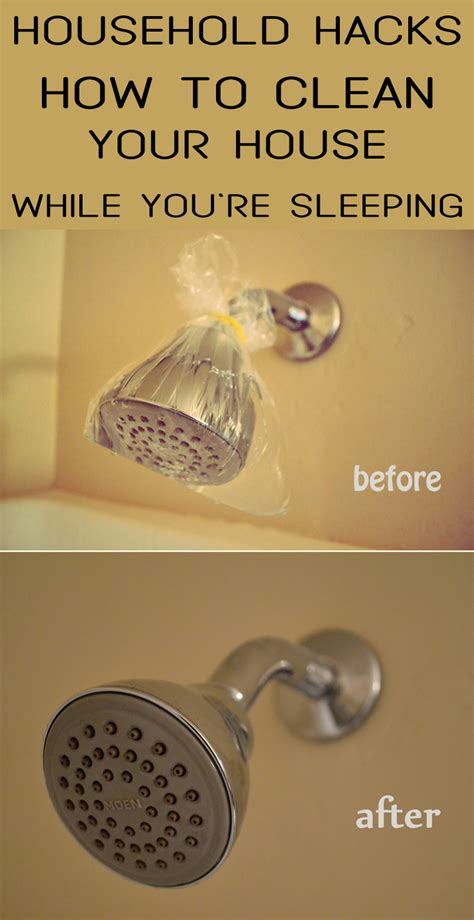 household hacks   clean  house  youre