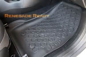 All Weather Floor Mats Jeep Renegade Jeep Renegade Floor Liners Front Rear Set All