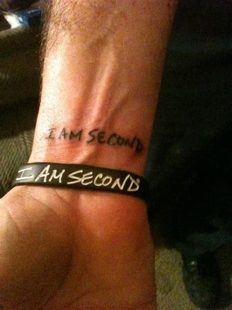 i am tattoo 25 best ideas about i am second on christian
