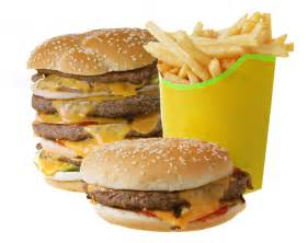 Food The Ultimate Guide To Fast Food Nutrition