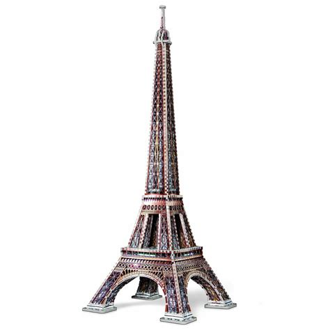 Puzzle Eiffel Tower eiffel tower 3d jigsaw puzzle 816pce s of