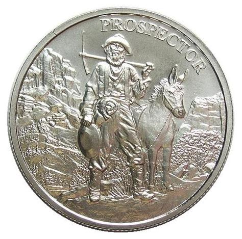 1 Troy Ounce 999 Silver Price - one troy ounce 999 silver prospector