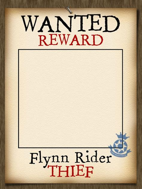 poster template 187 tangled wanted poster template poster