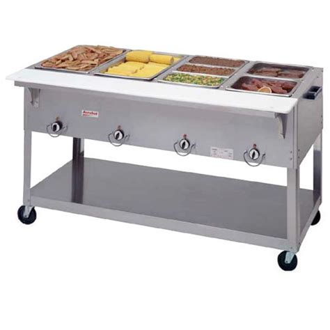 Steam Tables Units by Buy Duke Ep304sw Aerohot Electric Steamtable 4 Sealed